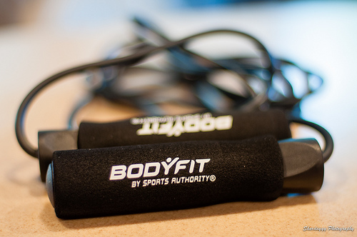 bodyfit jumping rope